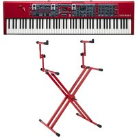 Nord Stage 3 88 Digital Piano with Deluxe Stand