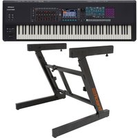 Roland Fantom 8 88-Key Synthesizer Workstation with Z-Frame Stand