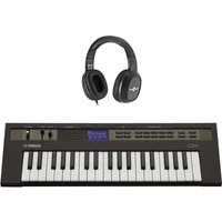 Yamaha reface DX Synthesizer with Headphones