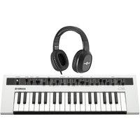 Yamaha reface CS Synthesizer with Headphones