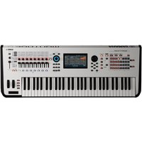 Yamaha MONTAGE 6 Synthesizer Limited Edition White