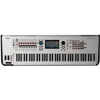Yamaha MONTAGE 7 Synthesizer Limited Edition White