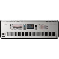Yamaha MONTAGE 8 Synthesizer Limited Edition White