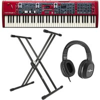 Nord Stage 3 Compact Digital Piano With Stand and Headphones