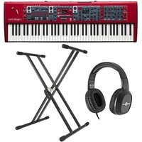 Nord Stage 3 HP76 Digital Piano With Stand and Headphones