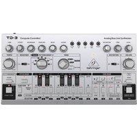 Behringer TD-3-SR Analog Bass Line Synthesizer Silver