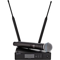 Shure QLXD24UK/B58-K51 Handheld Wireless Microphone System