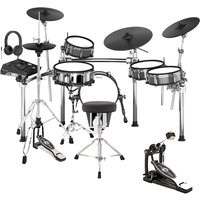 Roland TD-50KV V-Drums Electronic Drum Kit with Accessory Pack