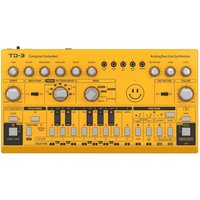 Behringer TD-3-AM Analog Bass Line Synthesizer LTD Yellow