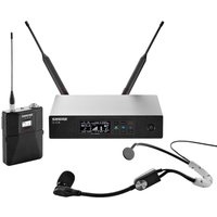 Shure QLXD14UK/SM35-K51 Wireless Headset Microphone System