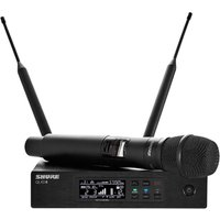 Shure QLXD24UK/KSM9-K51 Handheld Wireless Microphone System