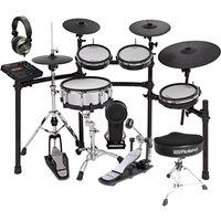 Roland TD-27KV V-Drums Electronic Drum Kit Premium Bundle