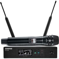 Shure QLXD24UK/K8B-K51 Handheld Wireless Microphone System