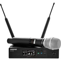 Shure QLXD24UK/SM86-K51 Handheld Wireless Microphone System