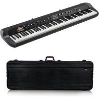 Korg SV2 Stage Piano 88 Key Gator Case Bundle