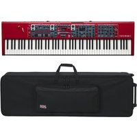 Nord Stage 3 88 Digital Piano with Gator GK-88 Case