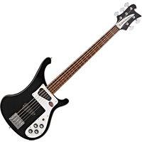Rickenbacker 4003S5 5-String Bass Jetglo