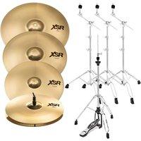 Sabian XSR Performance Cymbal Set with 18
