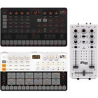 UNO Synth UNO Drum and iRig Mix Bundle
