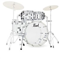 Image of Pearl Crystal Beat 22 American Fusion 4pc Shell Pack Ultra Clear