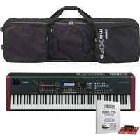 Yamaha MOXF8 Synthesizer with Bag and Expansion Card