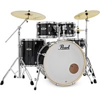 Image of Pearl Export EXX 22 Am. Fusion Drums Jet Black