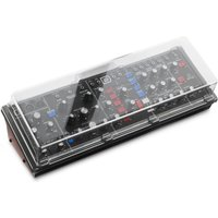 Behringer Model D Analog Synthesizer Module with Decksaver Cover