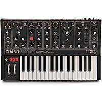 Moog Grandmother Semi-Modular Analog Synthesizer Dark Series