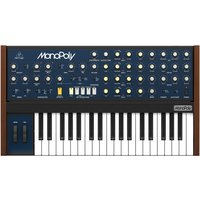 Behringer MonoPoly Analog 4-Voice Polyphonic Synthesizer - Nearly New