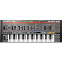 Roland Cloud Juno-106 Virtual Instrument - Lifetime Key