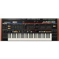 Roland Cloud Juno-60 Virtual Instrument - Lifetime Key