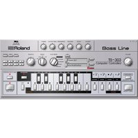 Roland Cloud TB-303 Virtual Instrument - Lifetime Key