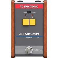 TC Electronic JUNE-60 V2 Synthesizer Chorus