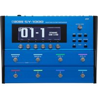 Boss SY-1000 Guitar Synthesizer - Nearly New