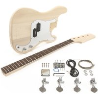 Image of LA Electric Bass Guitar DIY Kit