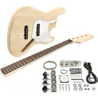Image of LA-J Electric Bass Guitar DIY Kit