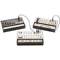 Korg Volca Ult. Analog Machine Bundle - Bass Beats and Keys