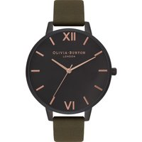 After Dark Black & Khaki Watch
