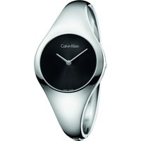 Ladies Calvin Klein Bare Small Bangle Watch