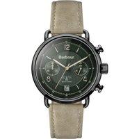 Image of Mens Barbour Salisbury Chronograph Watch