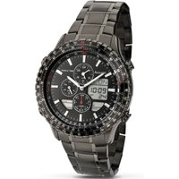Image of Mens Accurist Alarm Chronograph Watch