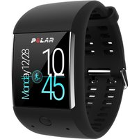 Unisex Polar M600 HR GPS Bluetooth Android Wear Alarm Chronograph Watch