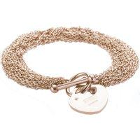 Ladies STORM Rose Gold Plated Lorello Bracelet
