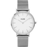 Image of Ladies Cluse La Boheme Mesh Watch