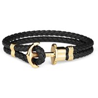 Paul Hewitt Gold Plated Size L Phrep Bracelet