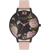 After Dark Black & Dusty Pink Watch