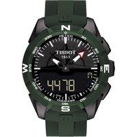 Mens Tissot T-Touch Expert Solar II Alarm Chronograph Solar Powered Watch