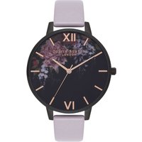 After Dark Black Grey Lilac & Black Watch