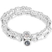 Ladies UNOde50 Silver Plated Acristalada Bracelet