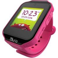 Childrens Kurio Bluetooth Smart 1.0 Pink Alarm Chronograph Watch